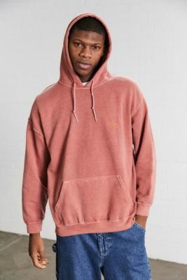 Iets Frans... iets frans. Rust Hoodie - Brown XS at Urban Outfitters