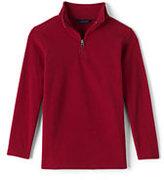 Classic Men's Lightweight Fleece Half-zip-Evergreen