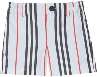 Burberry Signature Cotton Shorts