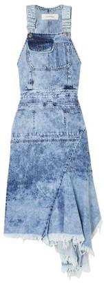 Marques Almeida 3/4 length dress