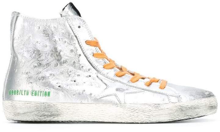 Golden Goose Francy Limited Edition hi-top sneakers