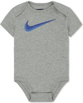 Nike Swoosh Cotton Bodysuit, Baby Boys (0-24 months)