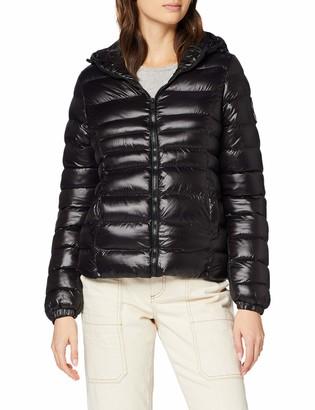 New Look Women's T Wet Look Puffer Coat