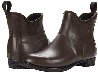 The Original Muck Boot Company Derby Ankle Rubber (Brown) Women's Shoes