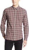 Theory Men's Zack Ps Combes Button-Down Shirt