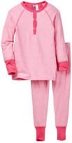 Coccoli Micro Stripe Pajamas (Toddler & Little Kid)
