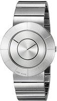 Issey Miyake Men's SILAN001 To Analog Display Quartz Silver Watch
