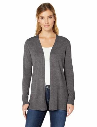 Amazon Essentials Women's Lightweight Open-Front Cardigan Sweater