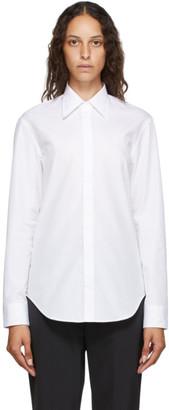 Maison Margiela White Poplin Shirt