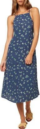 O'Neill Lexi Floral Midi Sundress