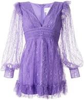 Alice McCall Floyd lace mini dress