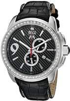 Jivago Men's 'Gliese' Swiss Quartz Stainless Steel Casual Watch (Model: JV1537)