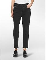 Calvin Klein Boyfriend Fit Dark Jeans