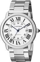 Cartier Men's W6701011 Ronde Solo Stainless Steel Watch
