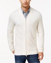 Alfani Full-Zip Shawl Collar Cardigan Sweater