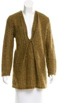 Alexander Wang Mélange Oversize Sweater