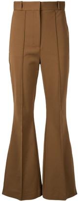 Acler Veletta flared trousers