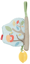 Skip Hop Treetop Friends Soft Activity Book Baby's Toy