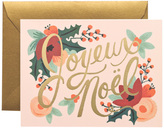 Rifle Paper Co. Joyeux Noel Stationary