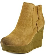 Sbicca Katia Women Us 10 Tan Ankle Boot.