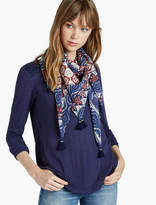 Lucky Brand Rockefellar Square Scarf