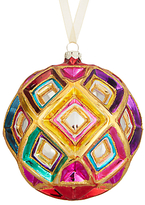 John Lewis Tales of the Maharaja Faceted Rainbow Bauble, Multi