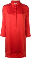 P.A.R.O.S.H. tunic shirt - women - Silk/Spandex/Elastane - M