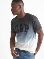 Gap Dip-dye logo tee
