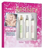 Britney Spears Women's Britney Spears Fragrance Sampler 3 -Piece 0.5 oz