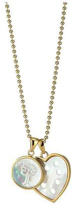 Asha By Ashley Mccormick Petite Heart Pendant + Classic Charm