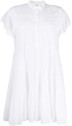 Etoile Isabel Marant Plana flared cotton dress