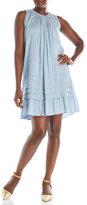 Paul & Joe Sister Ruffle Hem Dress