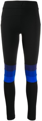 NO KA 'OI Colour-Block Compression Tights
