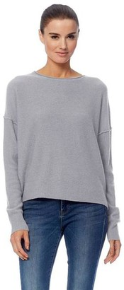 360 Cashmere Adelyn Steel Knit - X Small
