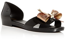 Melissa Women's Seduction Iv D'Orsay Flats