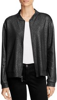 Status by Chenault Knit Bomber Jacket - 100% Bloomingdale's Exclusive