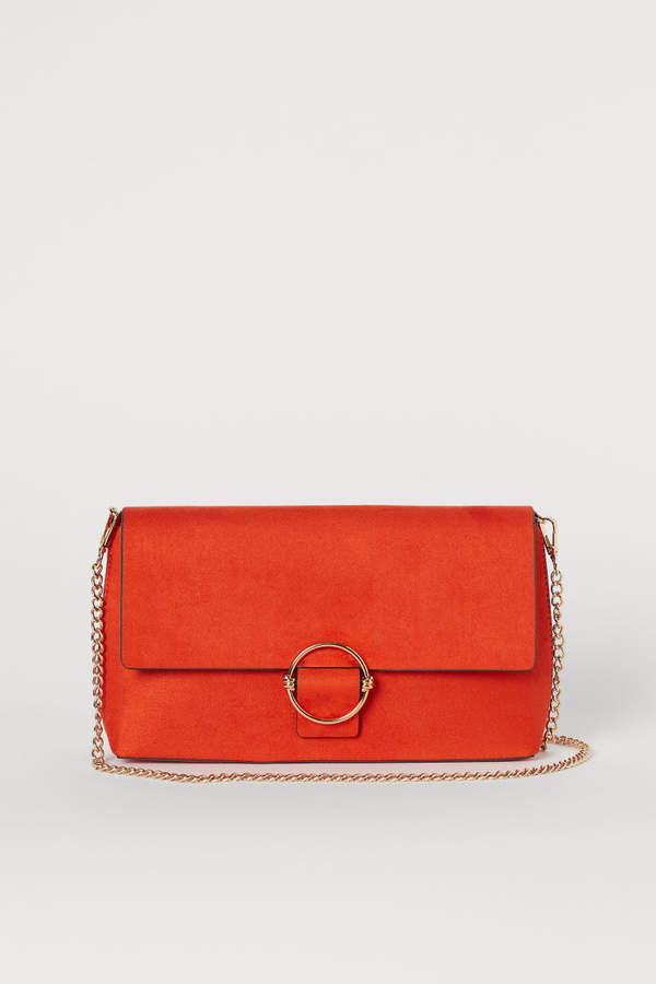 H&M Clutch Bag - Orange