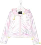 John Richmond Junior fluorescent style toggle detail jacket