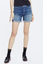 Mother Vagabond Denim Shorts