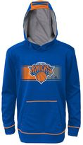 adidas Boys 8-20 New York Knicks Pullover Hoodie