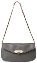 Versace Small Leather Shoulder Bag