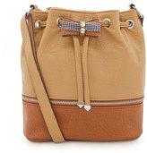 Jessica Simpson Evonne Drawstring Cross-Body Bag