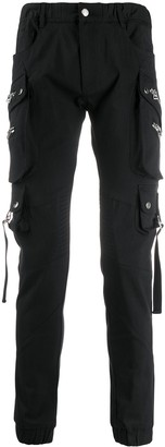 Faith Connexion Slim Cargo Trousers