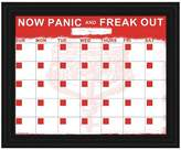 PTM Images Now Panic Decorative Calendar Memoboard
