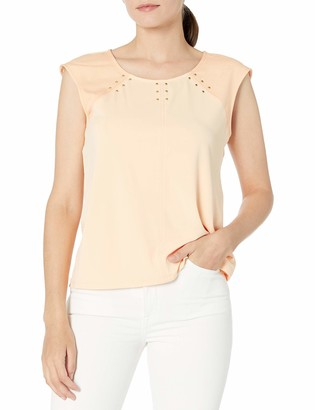 Calvin Klein Women's Sleeveless Top