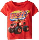 Nickelodeon Little Boys' Blaze and The Monsters Toddler Boys Tee