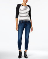 Joe's Jeans The Markie Tania Wash Cuffed Skinny Jeans