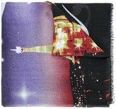 Balenciaga printed scarf