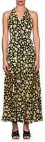 Derek Lam Women's Floral-Print Silk Maxi Dress