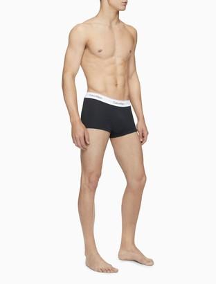 Calvin Klein Modern Cotton Stretch 3 Pack Low Rise Trunk